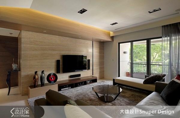 45坪新成屋(5年以下)_現代風客廳案例圖片_大雄室內設計Snuper Design_大雄_15之3