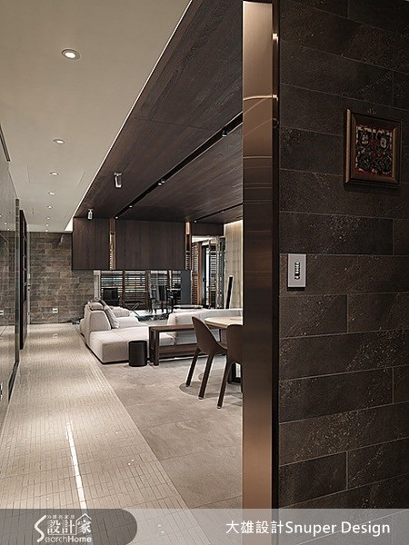 65坪新成屋(5年以下)_現代風客廳走廊案例圖片_大雄室內設計Snuper Design_大雄_17之4