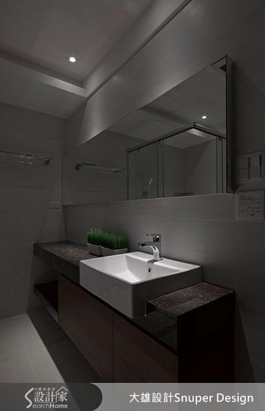 57坪新成屋(5年以下)_現代風浴室案例圖片_大雄室內設計Snuper Design_大雄_16之38