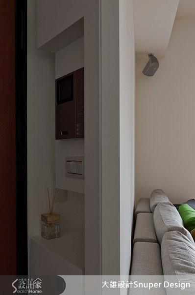 30坪中古屋(5~15年)_北歐風玄關案例圖片_大雄室內設計Snuper Design_大雄_20之1