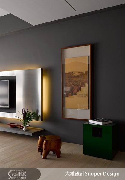40坪預售屋_現代風客廳案例圖片_大雄室內設計Snuper Design_大雄_22之4