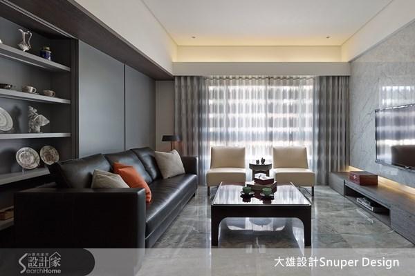 40坪預售屋_現代風客廳案例圖片_大雄室內設計Snuper Design_大雄_23之4