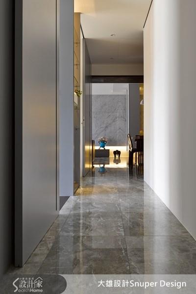 40坪預售屋_現代風走廊案例圖片_大雄室內設計Snuper Design_大雄_23之1
