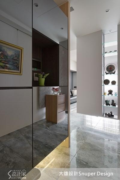 40坪預售屋_現代風走廊案例圖片_大雄室內設計Snuper Design_大雄_23之2
