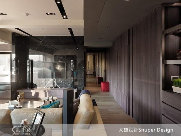 30坪中古屋(5~15年)_現代風客廳走廊案例圖片_大雄室內設計Snuper Design_大雄_26之3
