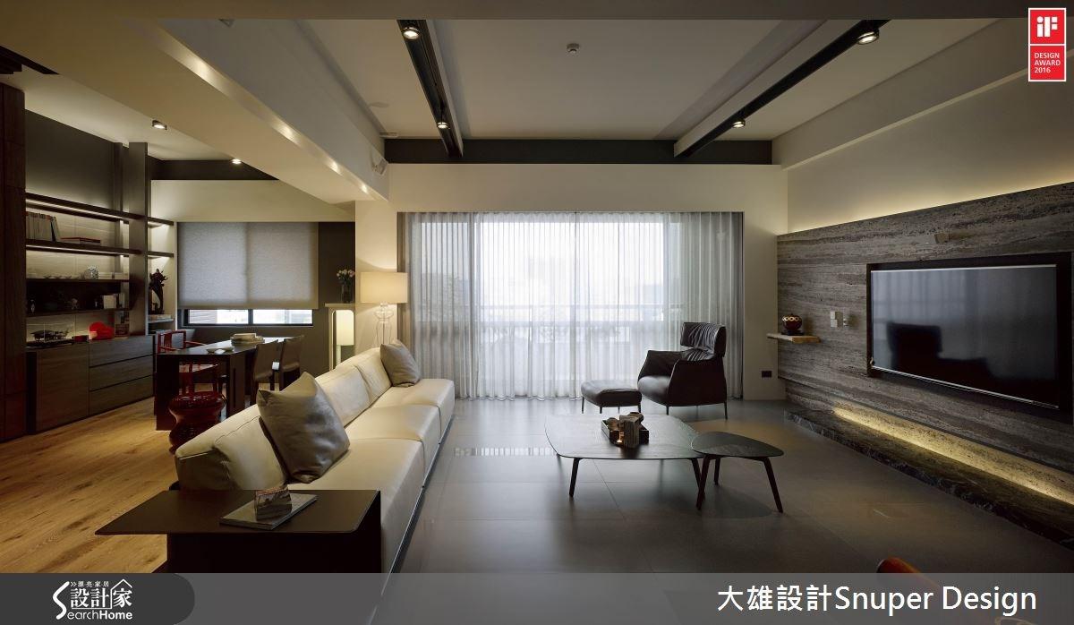 65坪新成屋(5年以下)_現代風客廳書房案例圖片_大雄室內設計Snuper Design_大雄_29之5