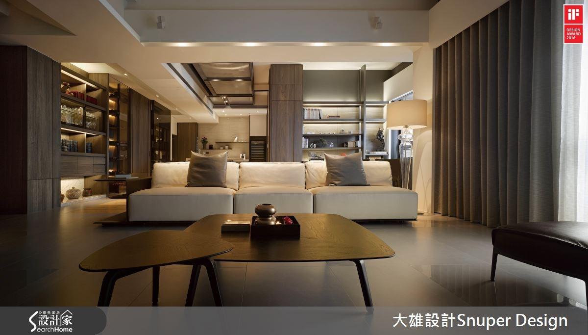 65坪新成屋(5年以下)_現代風客廳案例圖片_大雄室內設計Snuper Design_大雄_29之4