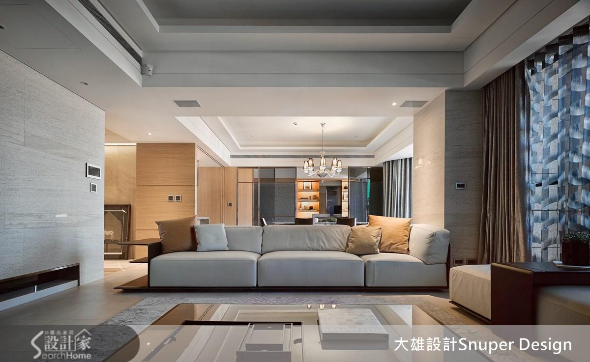 65坪新成屋(5年以下)_現代風客廳案例圖片_大雄室內設計Snuper Design_大雄_30之2