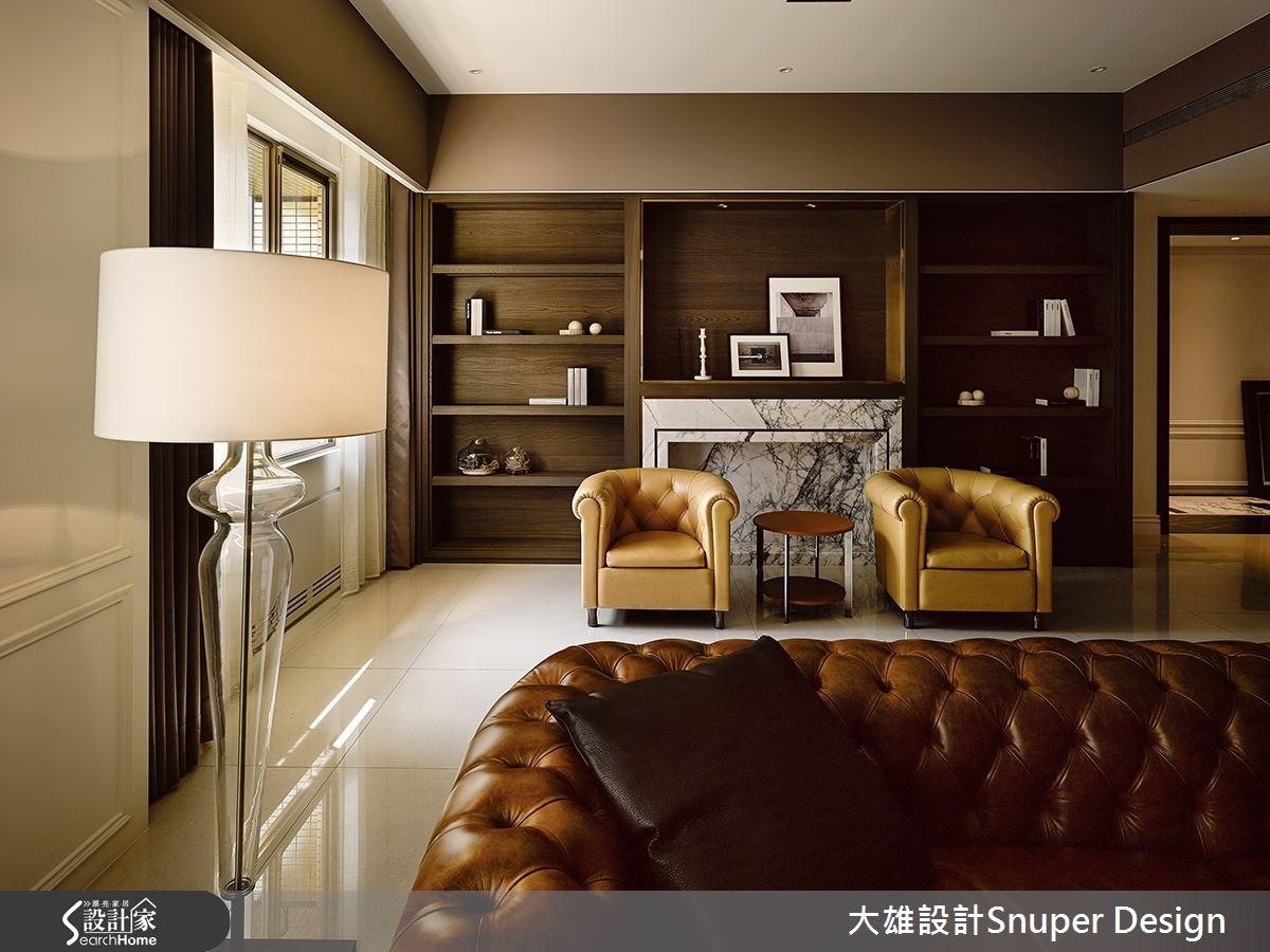 55坪新成屋(5年以下)_新古典客廳案例圖片_大雄室內設計Snuper Design_大雄_33之3