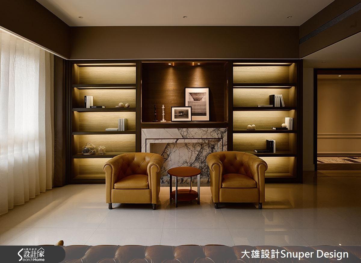 55坪新成屋(5年以下)_新古典客廳案例圖片_大雄室內設計Snuper Design_大雄_33之5