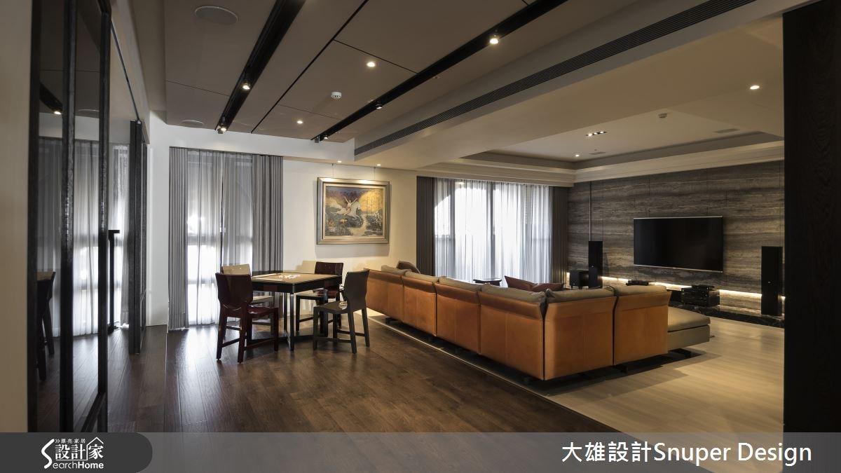 75坪預售屋_現代風客廳案例圖片_大雄室內設計Snuper Design_大雄_39之3