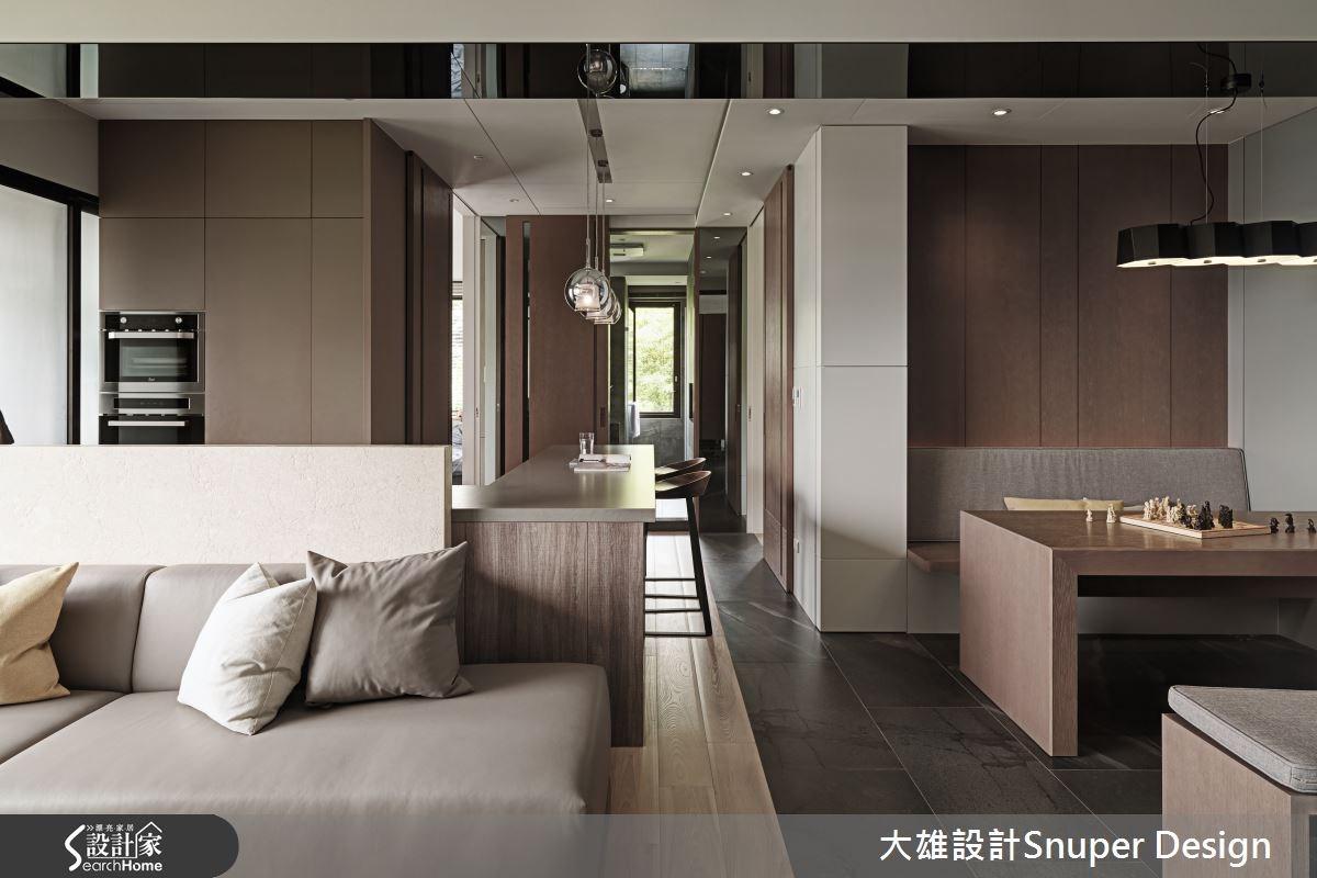 22坪新成屋(5年以下)_現代風客廳吧檯案例圖片_大雄室內設計Snuper Design_大雄_41之3