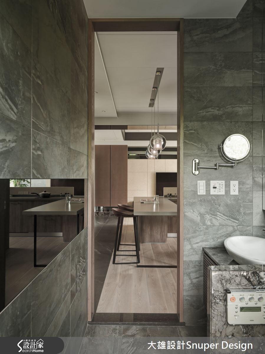 22坪新成屋(5年以下)_現代風吧檯浴室案例圖片_大雄室內設計Snuper Design_大雄_41之9