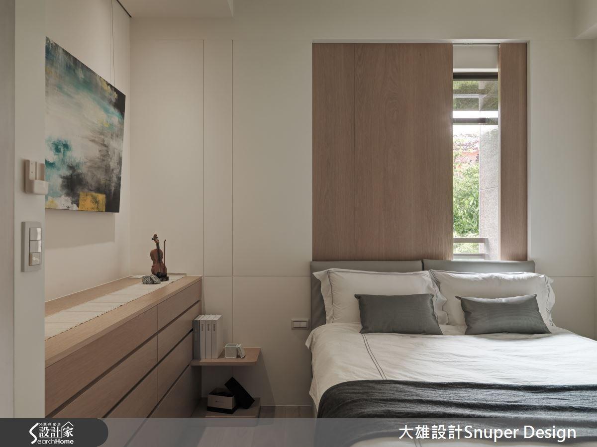 22坪新成屋(5年以下)_現代風臥室案例圖片_大雄室內設計Snuper Design_大雄_41之11