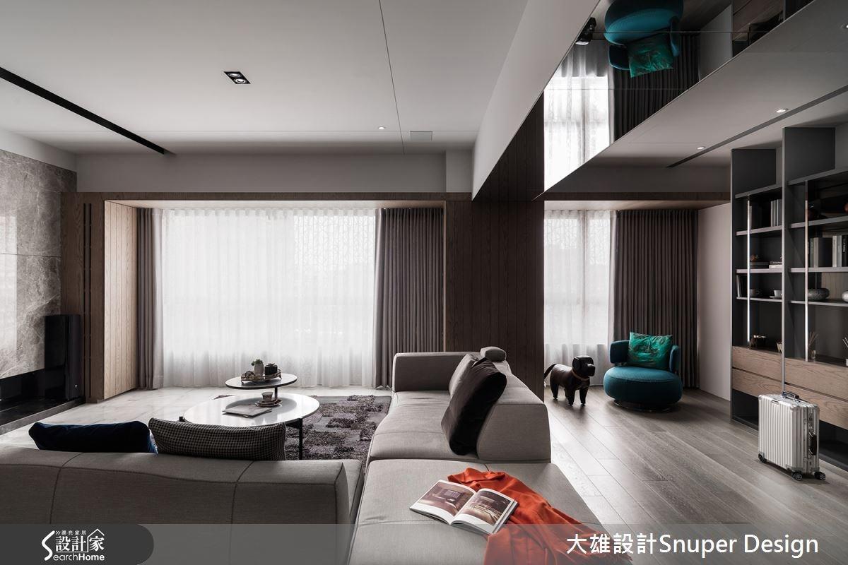 40坪中古屋(5~15年)_現代風客廳案例圖片_大雄室內設計Snuper Design_大雄_46之3