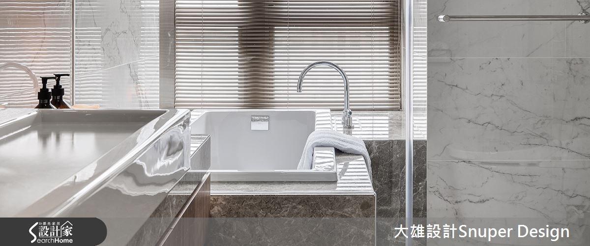 40坪中古屋(5~15年)_現代風浴室案例圖片_大雄室內設計Snuper Design_大雄_46之24