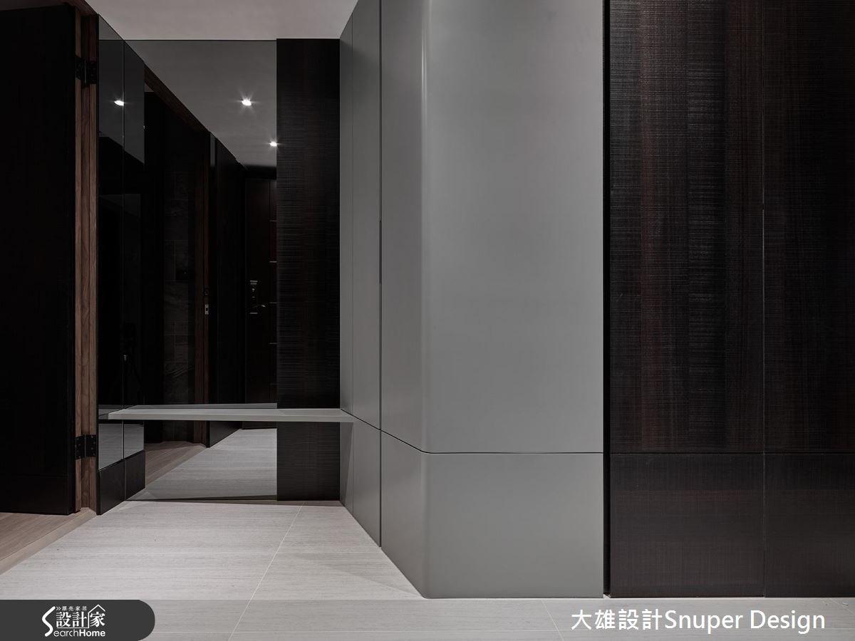 25坪新成屋(5年以下)_現代風走廊案例圖片_大雄室內設計Snuper Design_大雄_51之2