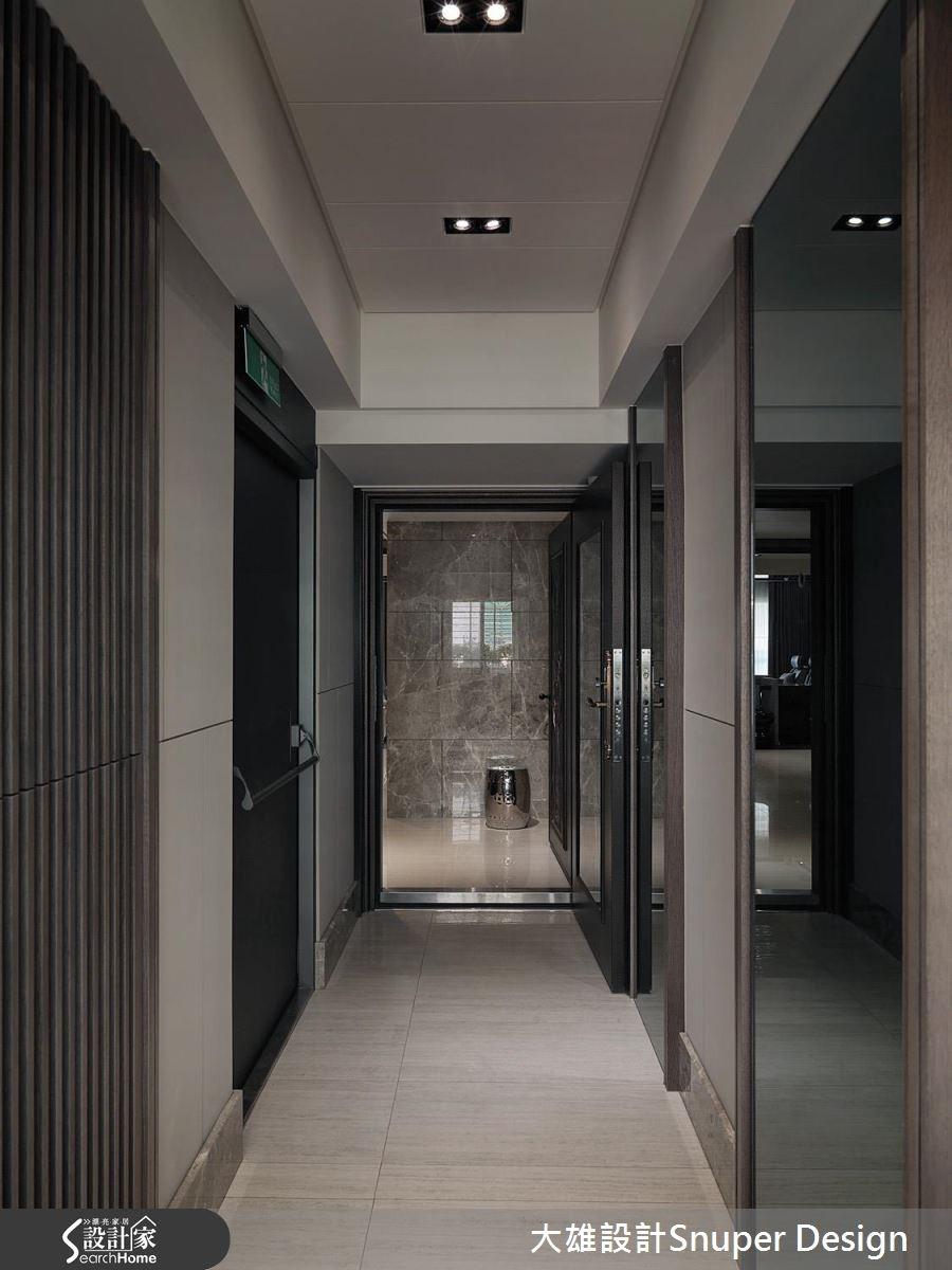 116坪老屋(16~30年)_現代風走廊案例圖片_大雄室內設計Snuper Design_大雄_52之2