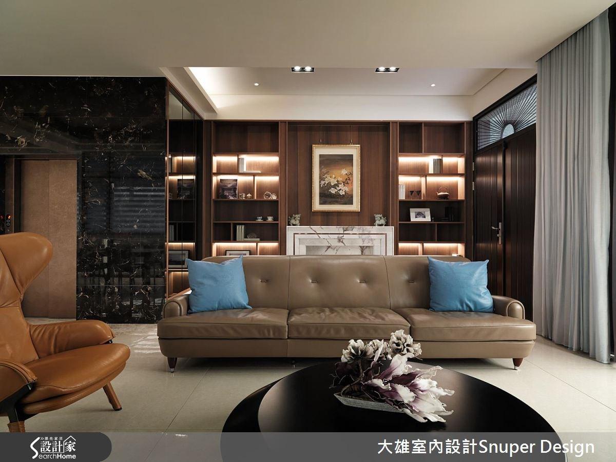 94坪新成屋(5年以下)_現代風客廳案例圖片_大雄室內設計Snuper Design_大雄_57之2