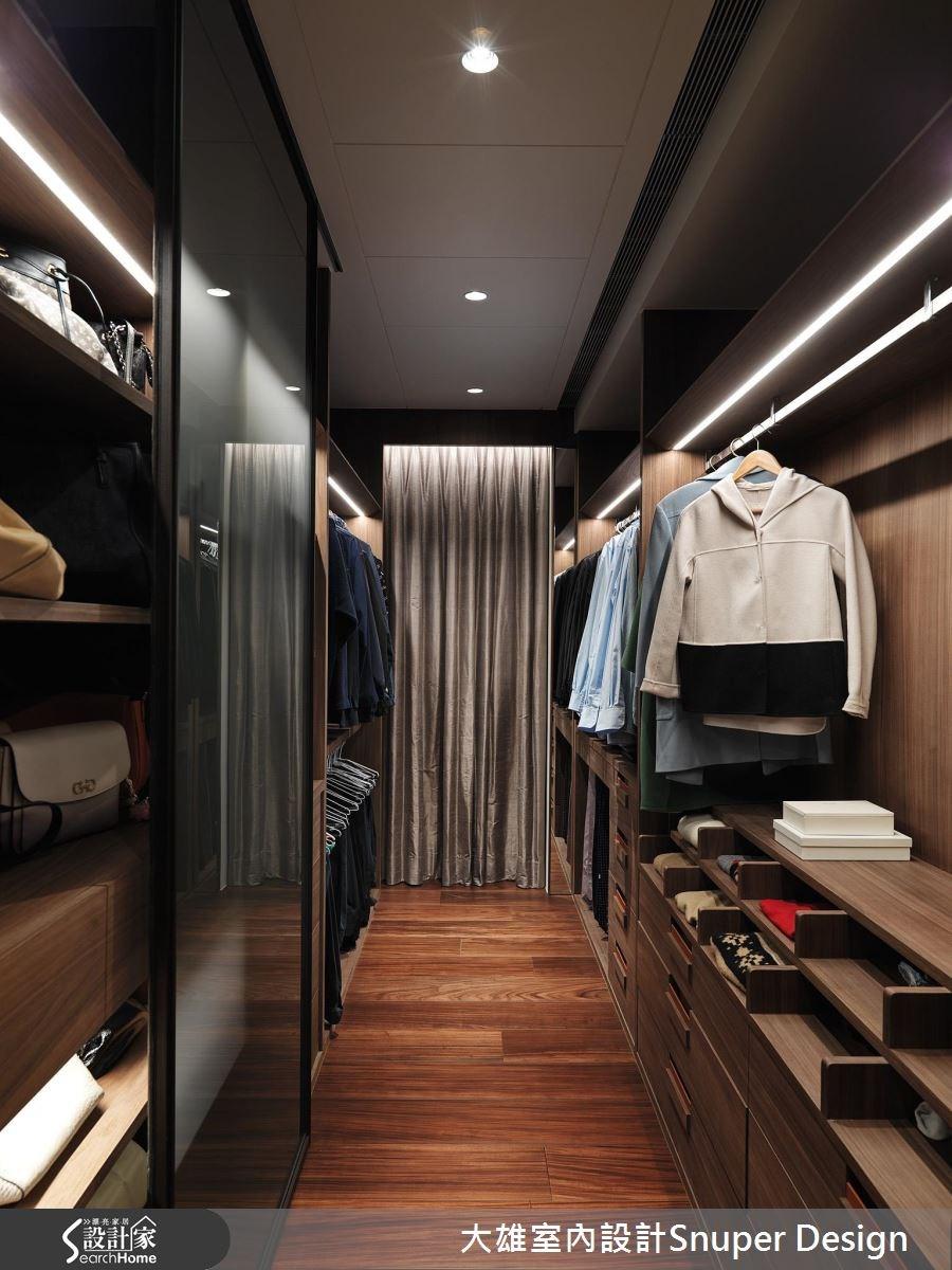 67坪新成屋(5年以下)_現代風更衣間案例圖片_大雄室內設計Snuper Design_大雄_59之25