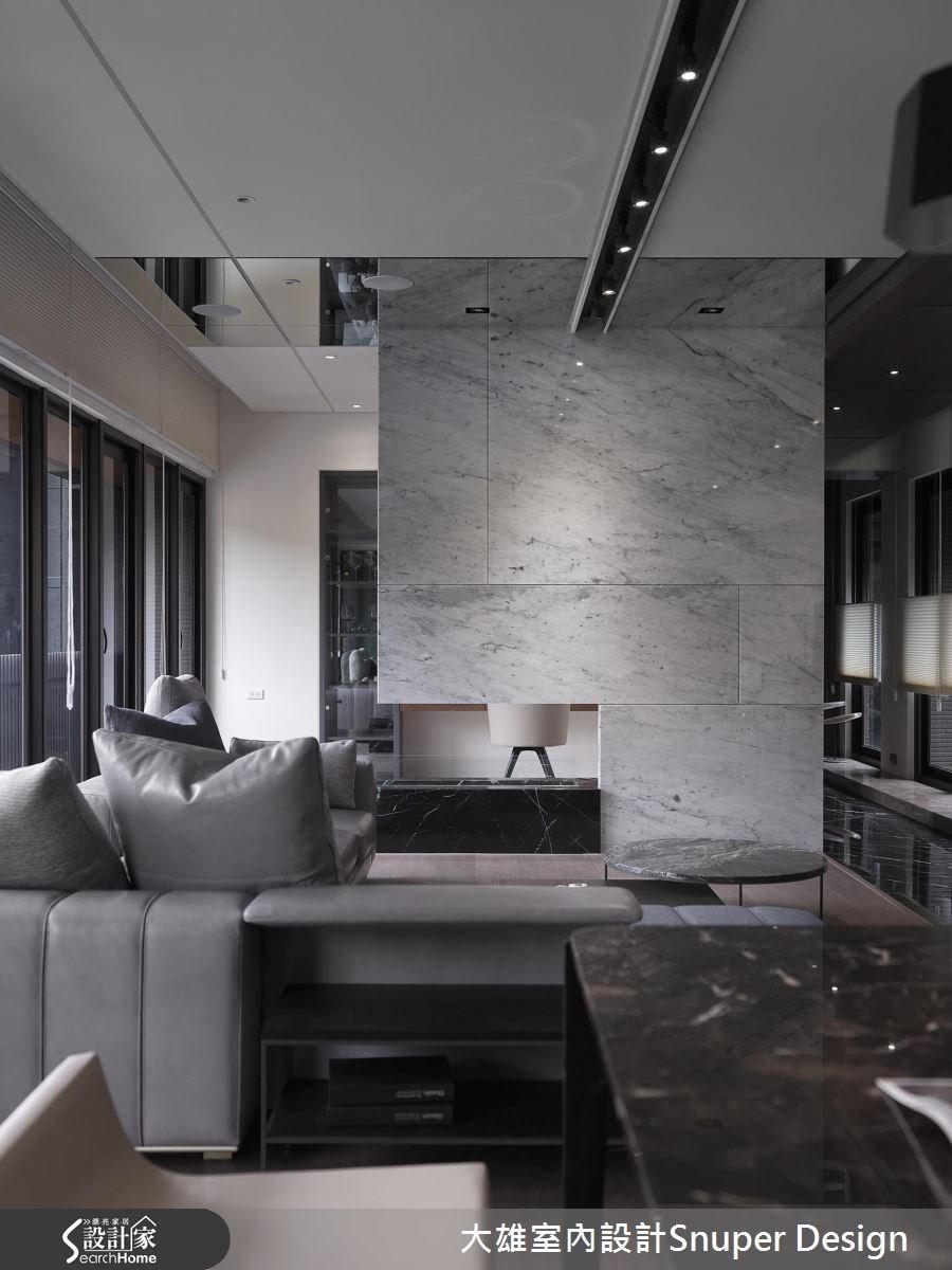 36坪新成屋(5年以下)_現代風客廳案例圖片_大雄室內設計Snuper Design_大雄_61之1