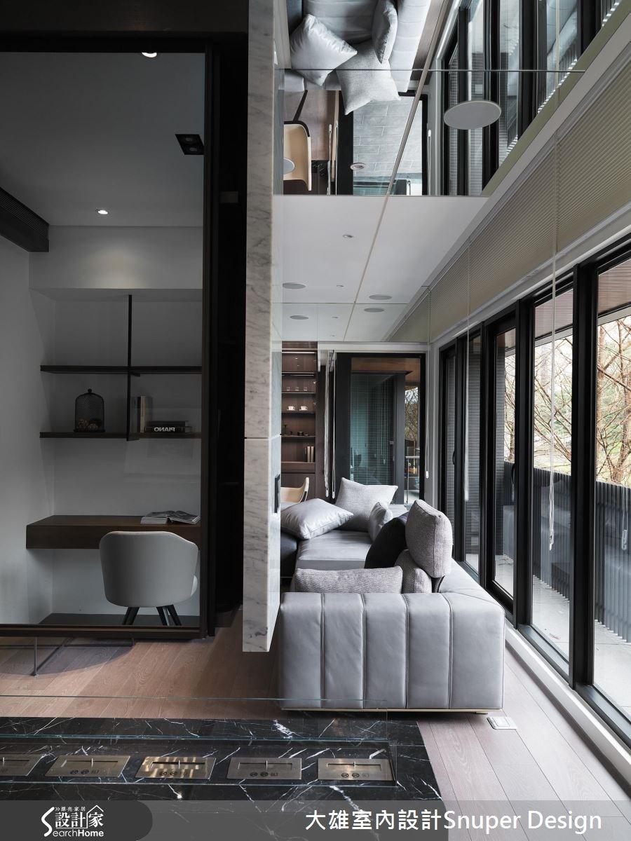 36坪新成屋(5年以下)_現代風客廳案例圖片_大雄室內設計Snuper Design_大雄_61之5