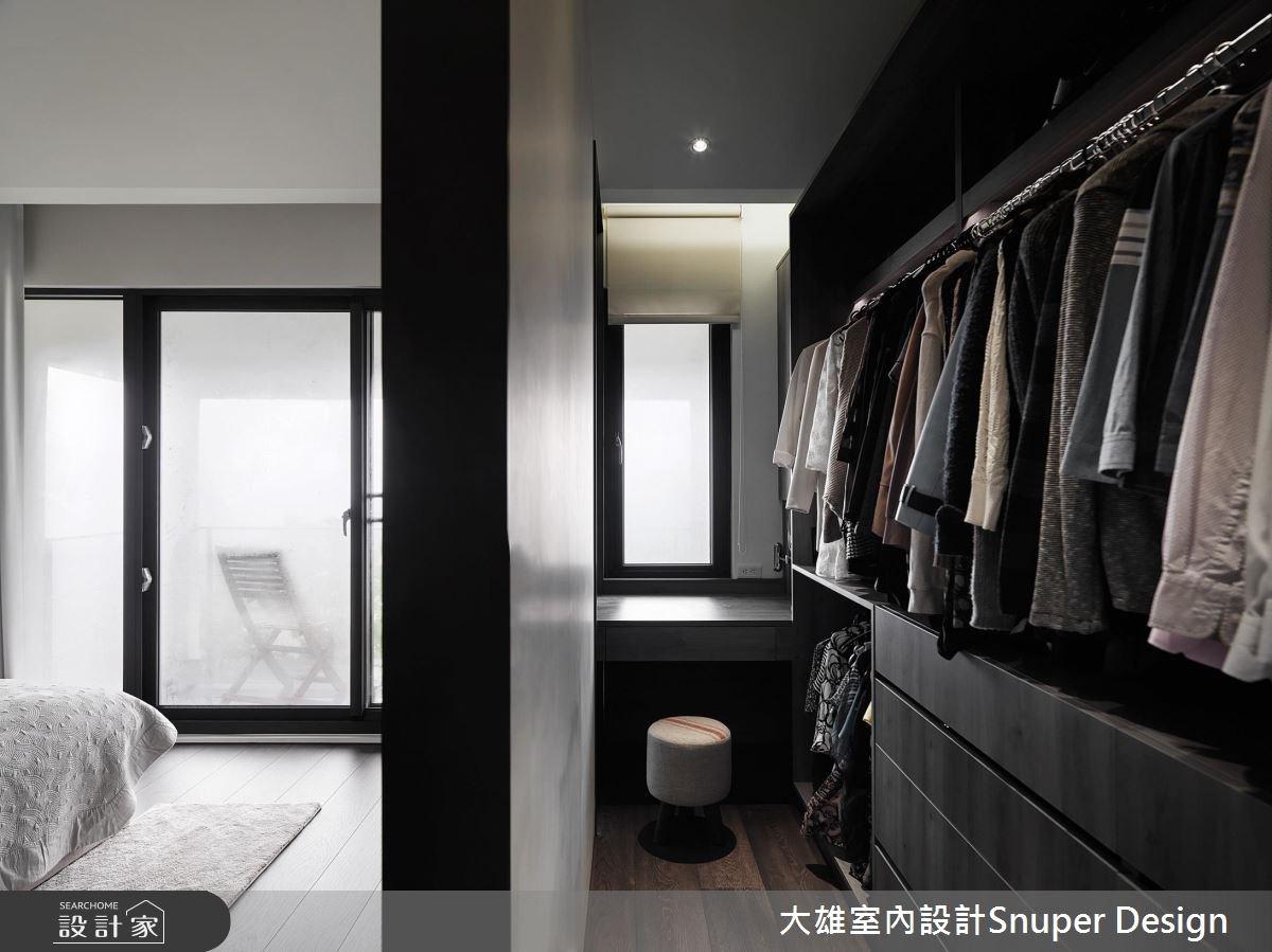 125坪中古屋(5~15年)_現代風更衣間案例圖片_大雄室內設計Snuper Design_大雄_62之21