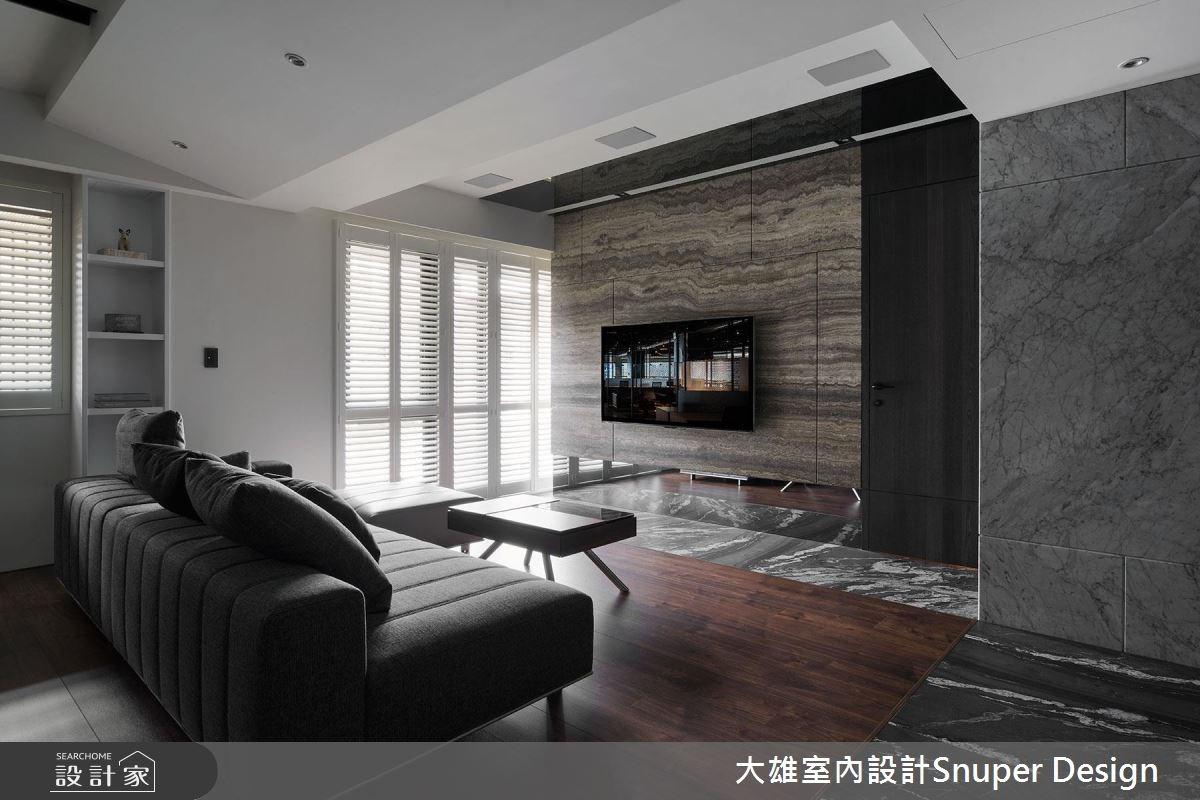 36坪新成屋(5年以下)_現代風客廳案例圖片_大雄室內設計Snuper Design_大雄_63之3