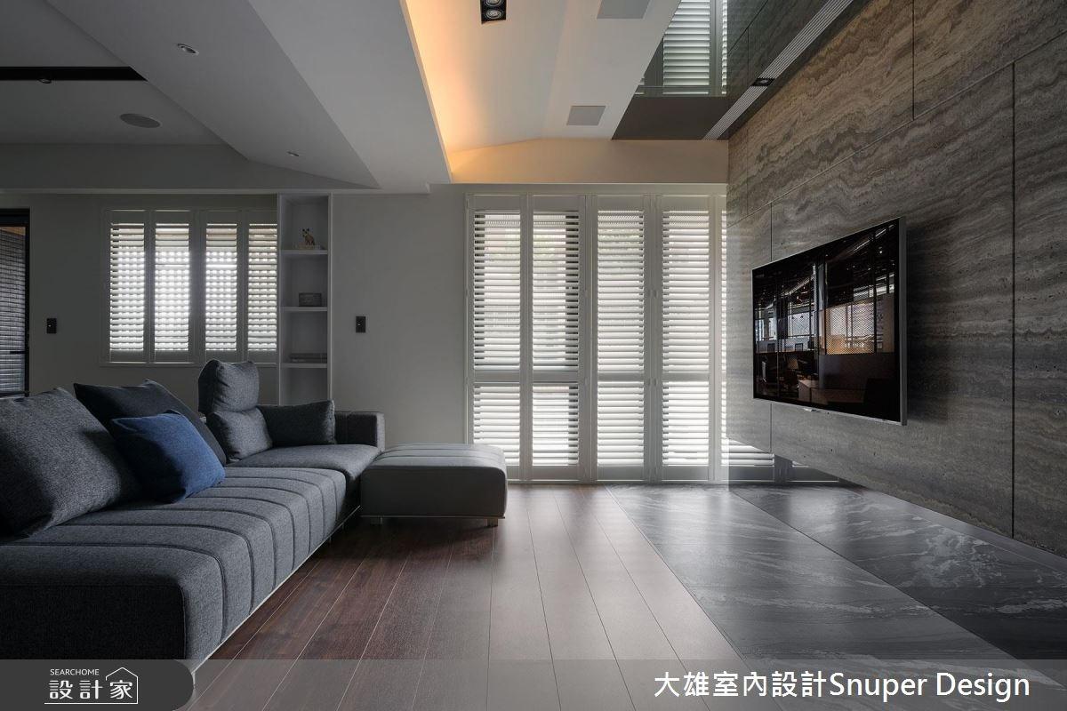 36坪新成屋(5年以下)_現代風客廳案例圖片_大雄室內設計Snuper Design_大雄_63之4