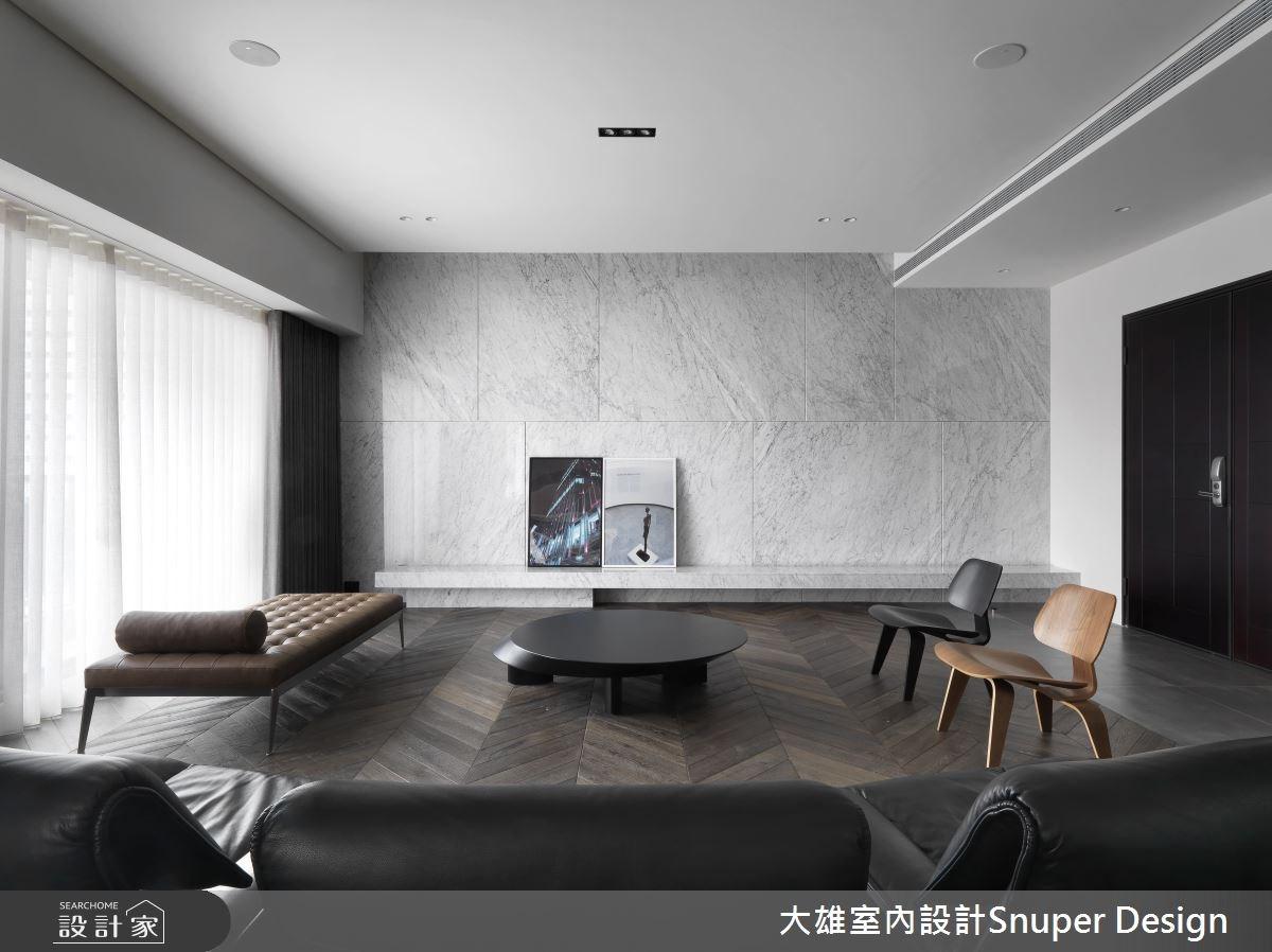 50坪中古屋(5~15年)_現代風客廳案例圖片_大雄室內設計Snuper Design_大雄_64之3