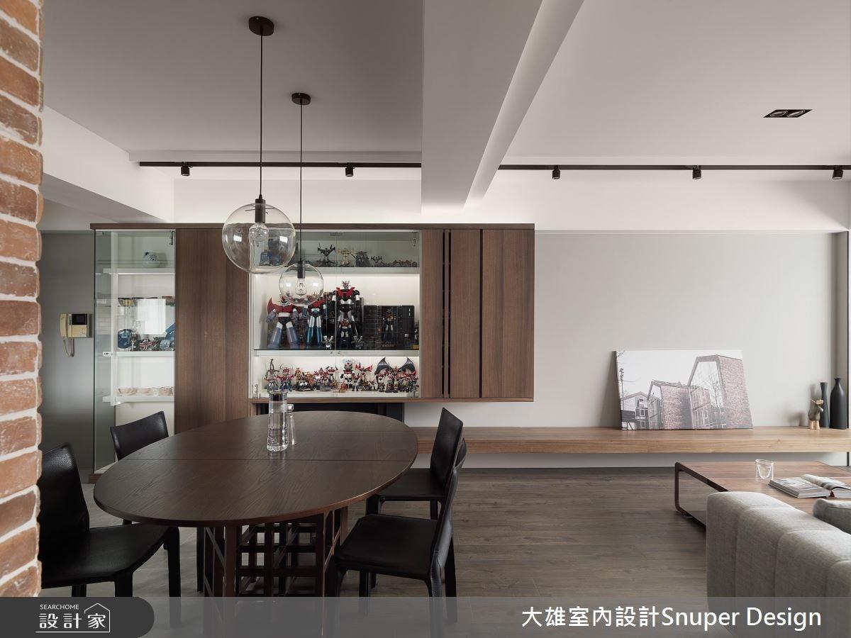 26坪老屋(16~30年)_現代風餐廳案例圖片_大雄室內設計Snuper Design_大雄_67之1