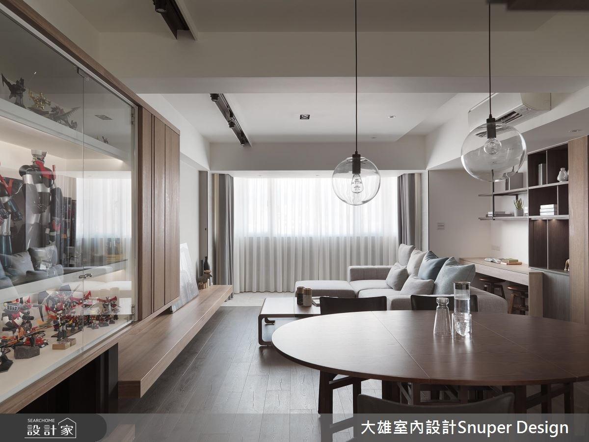 26坪老屋(16~30年)_現代風餐廳案例圖片_大雄室內設計Snuper Design_大雄_67之2