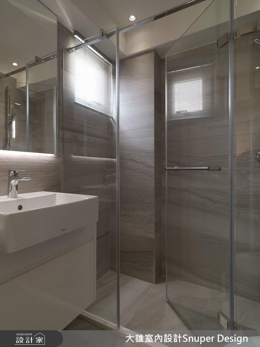 26坪老屋(16~30年)_現代風浴室案例圖片_大雄室內設計Snuper Design_大雄_67之16