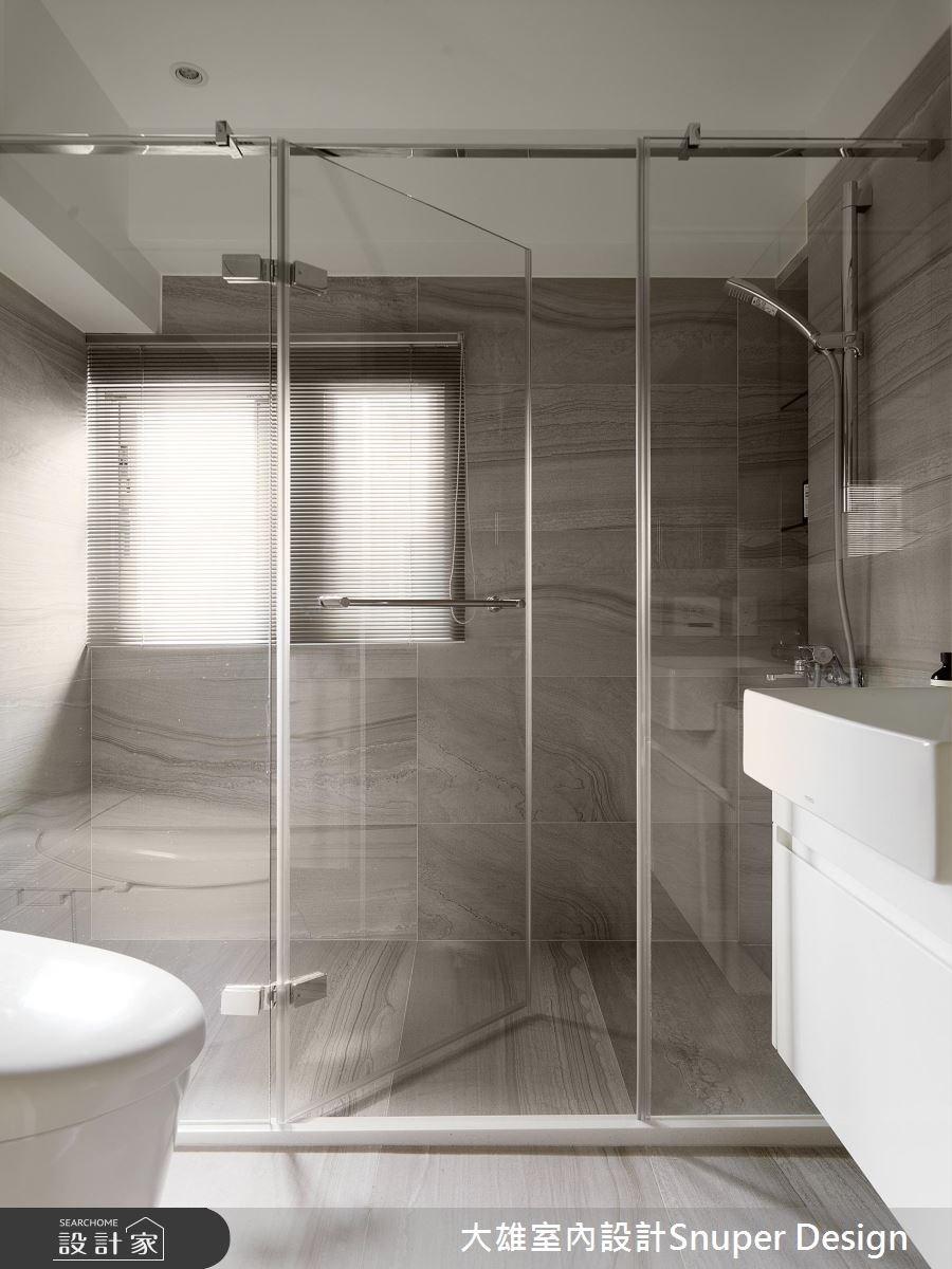 26坪老屋(16~30年)_現代風浴室案例圖片_大雄室內設計Snuper Design_大雄_67之17