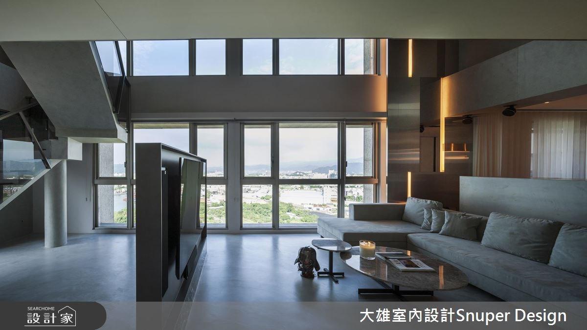 70坪新成屋(5年以下)_現代風客廳案例圖片_大雄室內設計Snuper Design_大雄_68之3