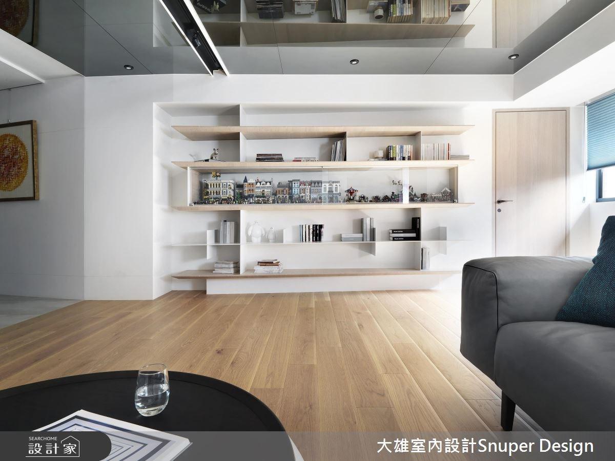 45坪老屋(16~30年)_現代風客廳案例圖片_大雄室內設計Snuper Design_大雄_69之3