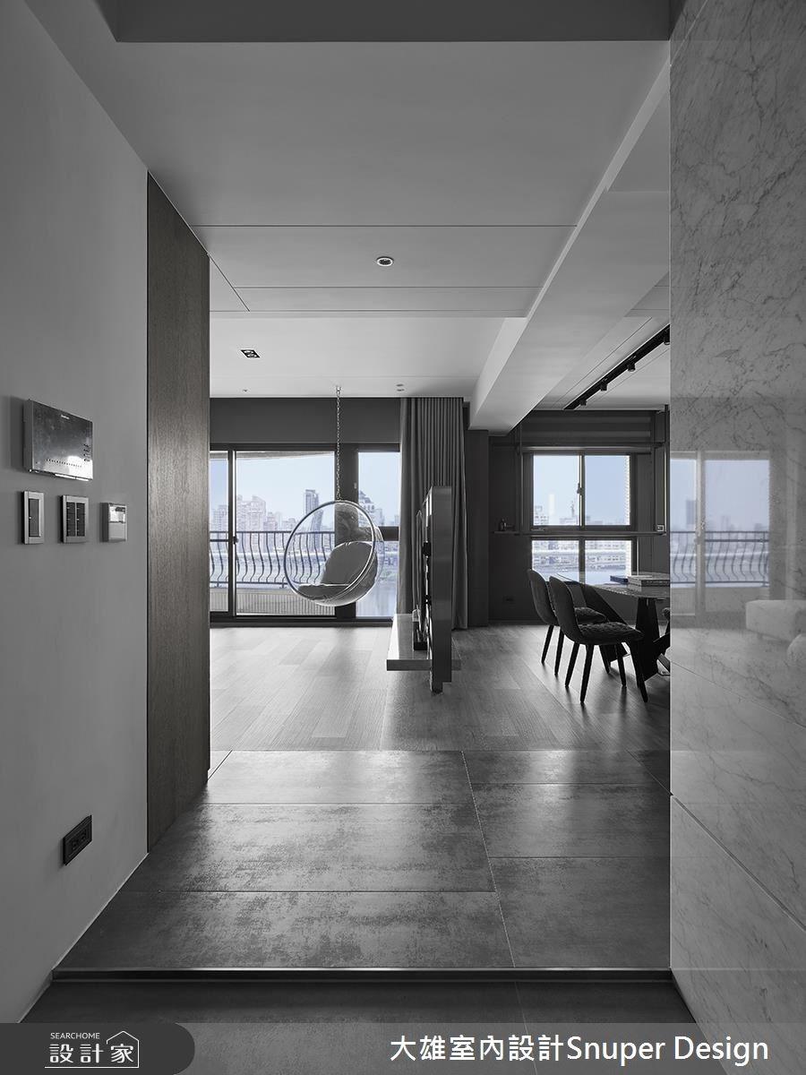 30坪新成屋(5年以下)_現代風客廳餐廳案例圖片_大雄室內設計Snuper Design_大雄_72之3