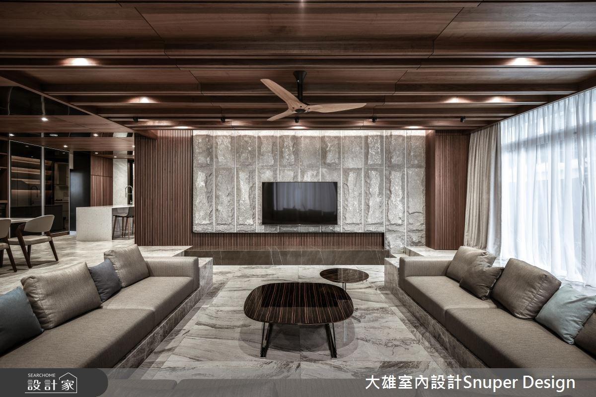 新成屋(5年以下)_現代風客廳案例圖片_大雄室內設計Snuper Design_大雄_74之2