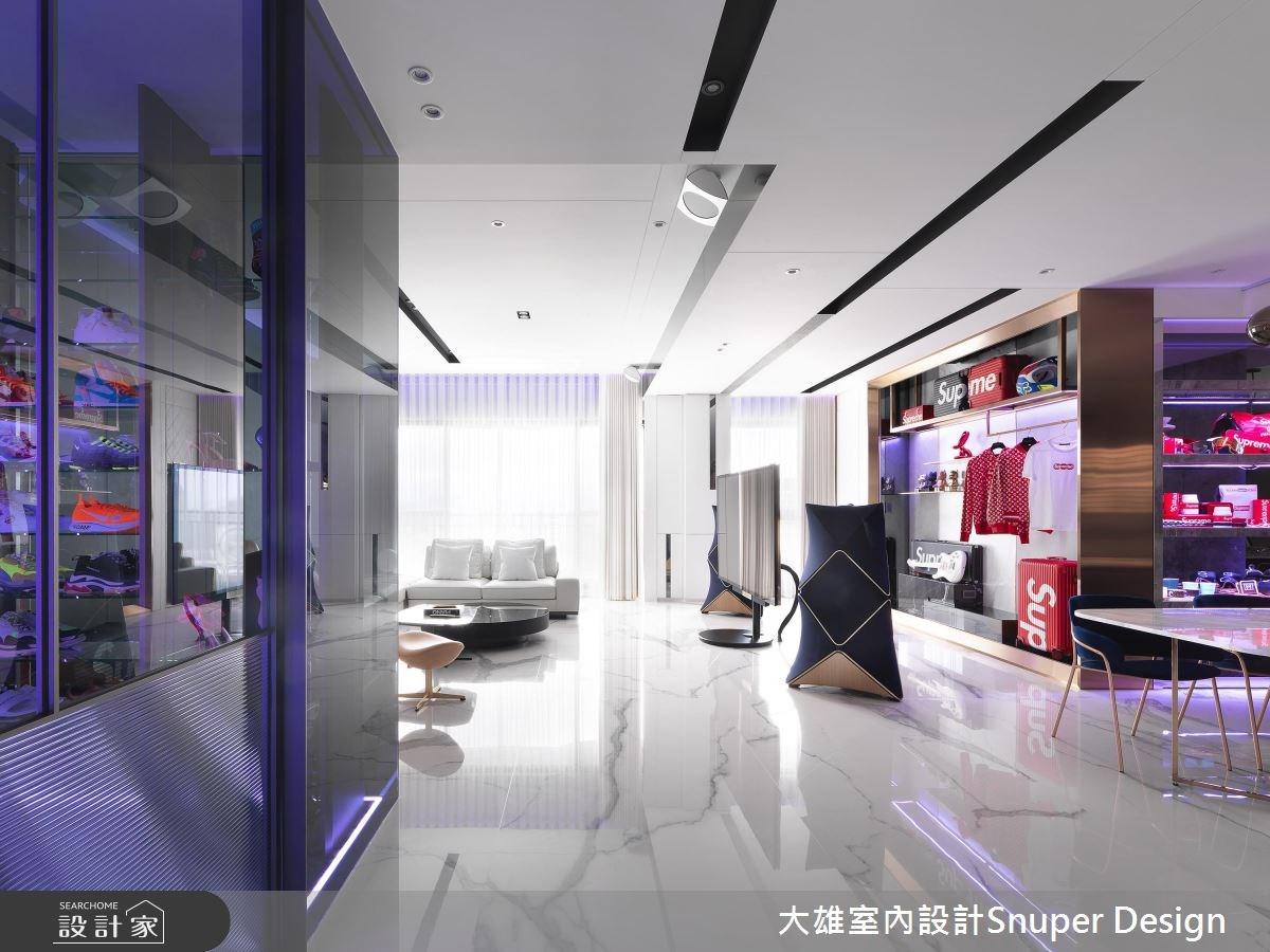 65坪新成屋(5年以下)_現代風客廳案例圖片_大雄室內設計Snuper Design_大雄_75之4