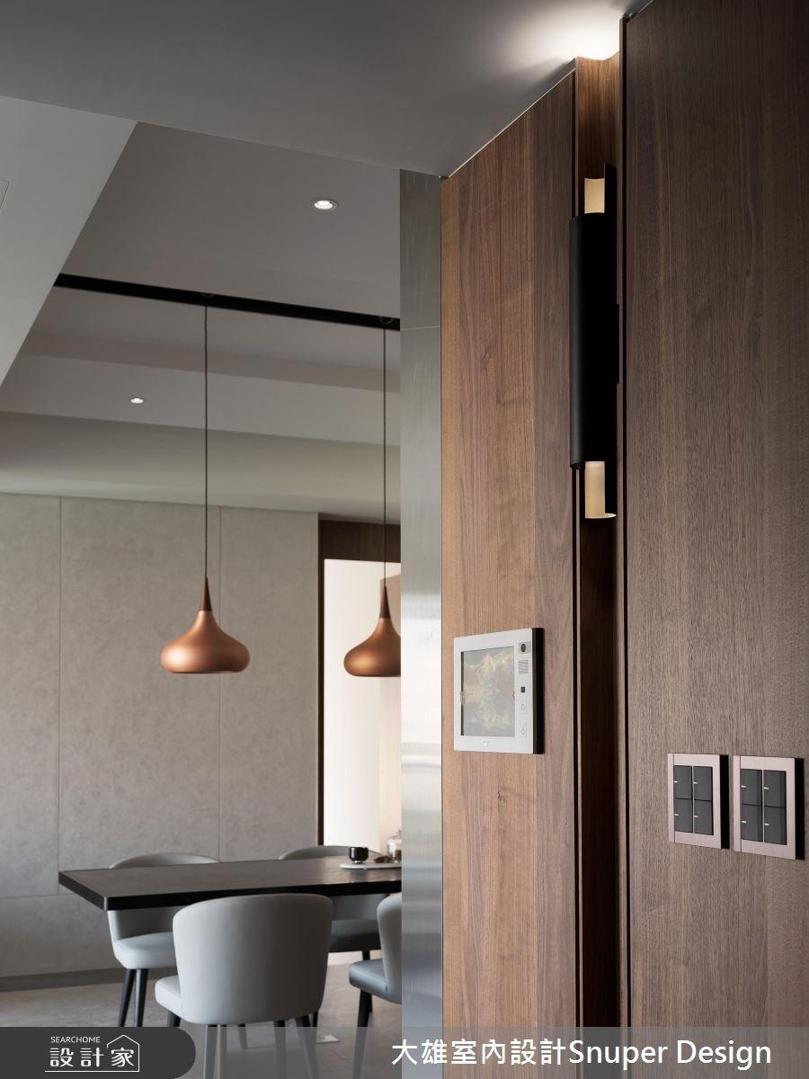 63坪新成屋(5年以下)_現代風客廳餐廳案例圖片_大雄室內設計Snuper Design_大雄_76之2