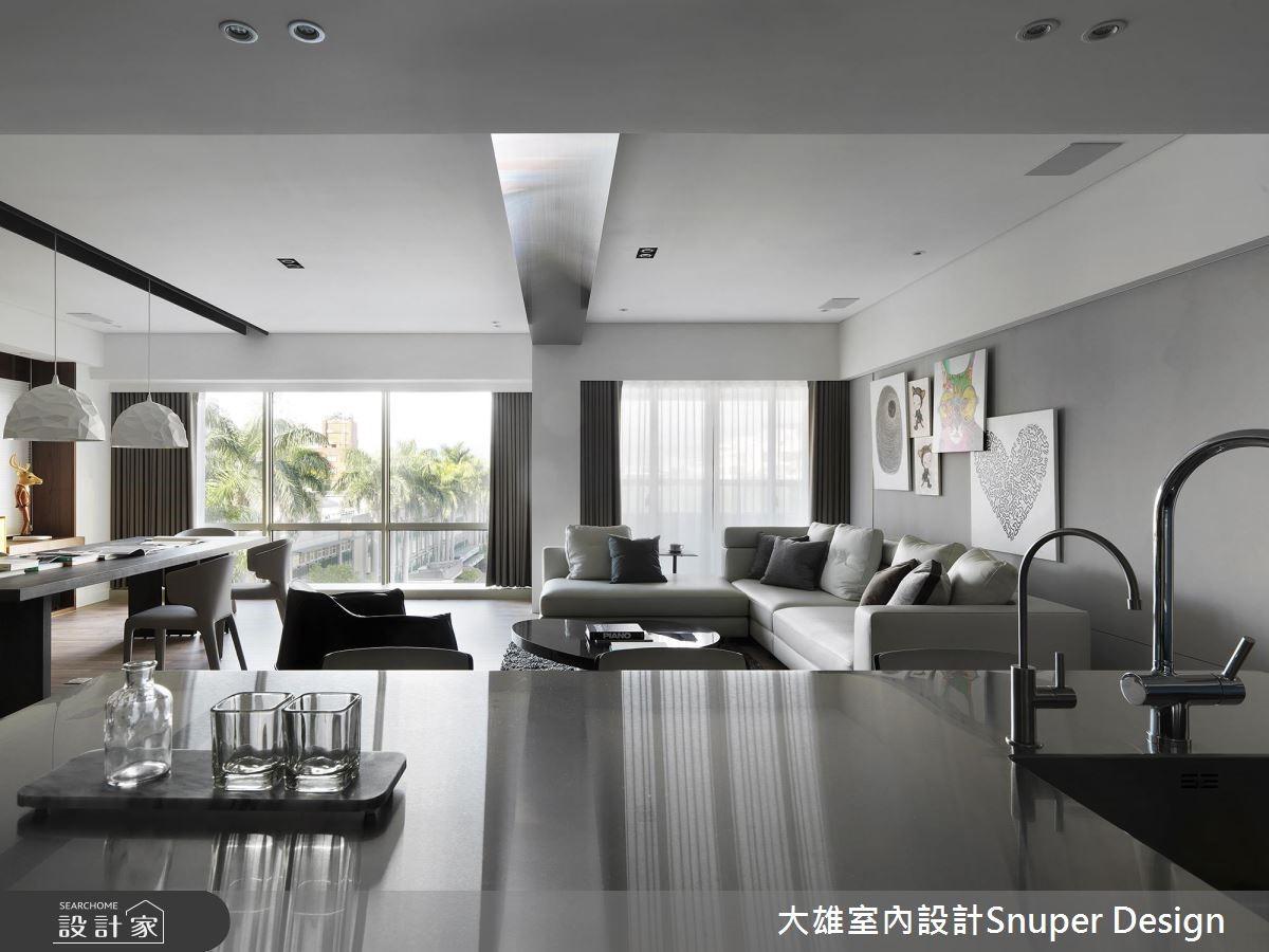 中古屋(5~15年)_現代風客廳案例圖片_大雄室內設計Snuper Design_大雄_78之5