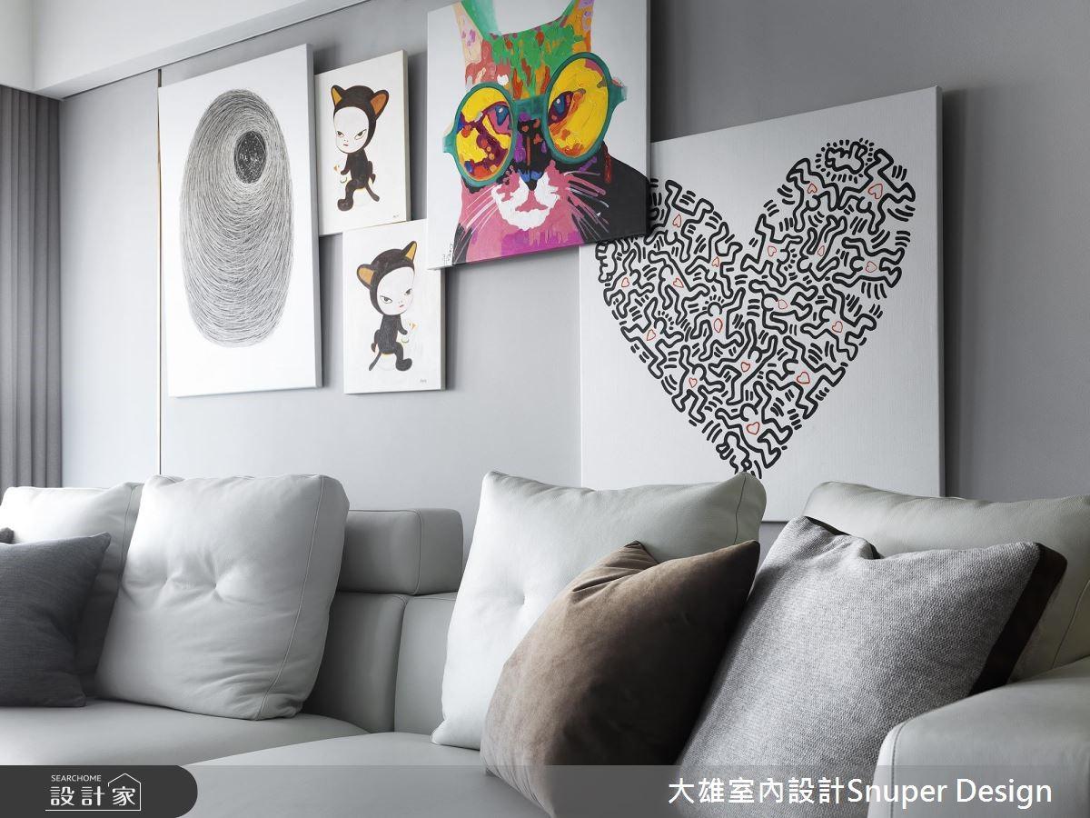 中古屋(5~15年)_現代風客廳案例圖片_大雄室內設計Snuper Design_大雄_78之4