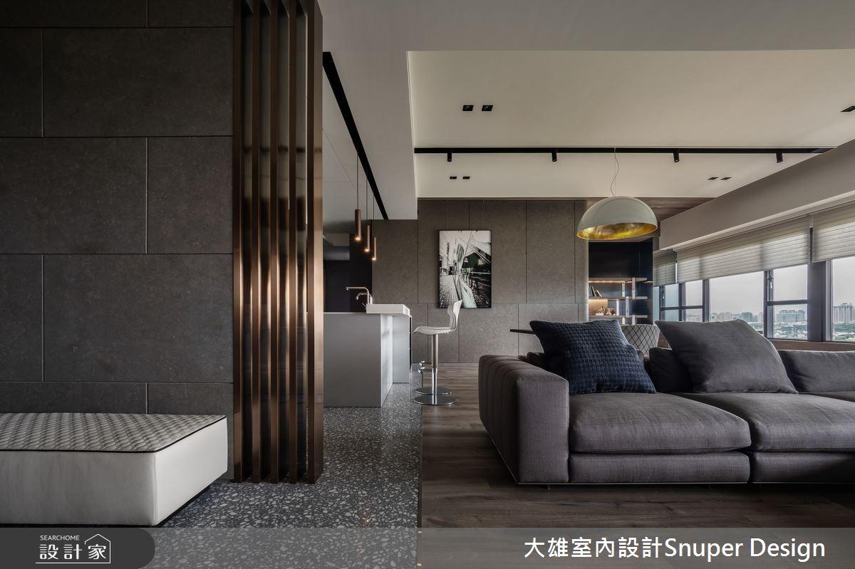 70坪新成屋(5年以下)_現代風客廳案例圖片_大雄室內設計Snuper Design_大雄_83之2