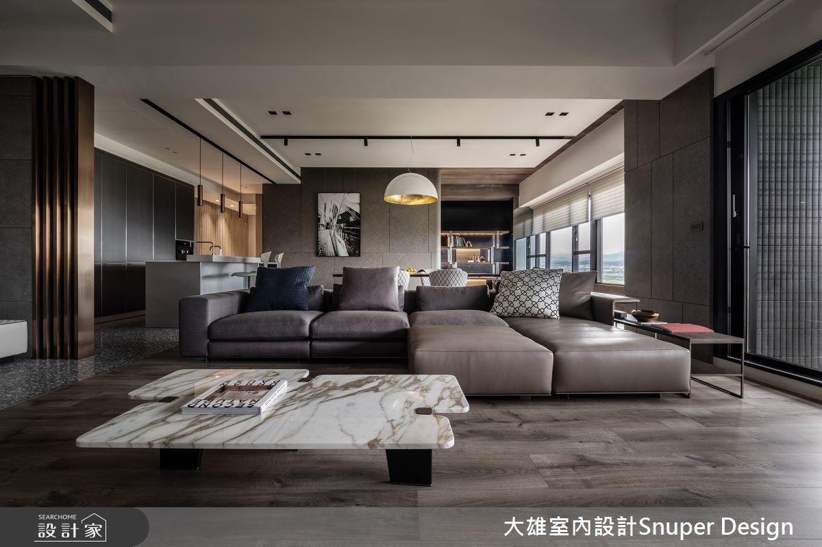 70坪新成屋(5年以下)_現代風客廳案例圖片_大雄室內設計Snuper Design_大雄_83之3