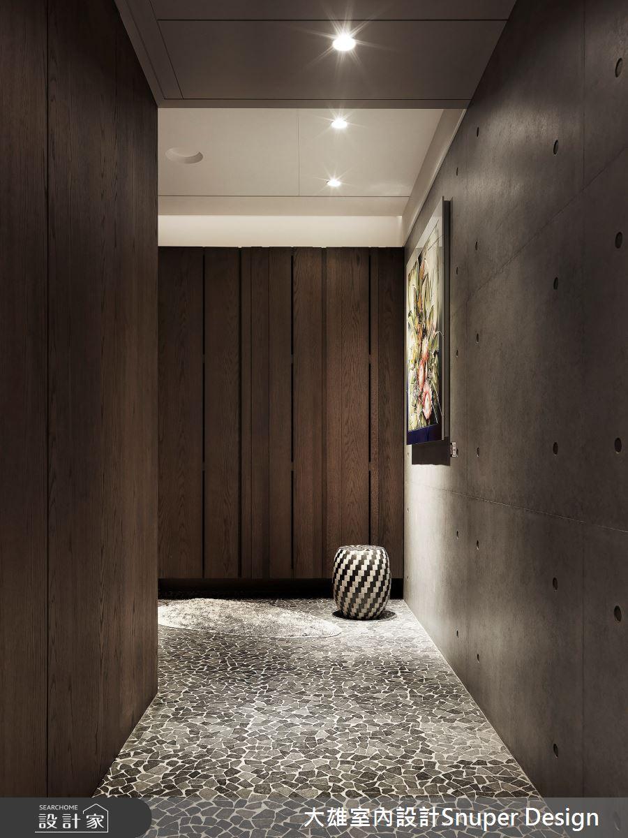 71坪新成屋(5年以下)_現代風玄關案例圖片_大雄室內設計Snuper Design_大雄_85之2