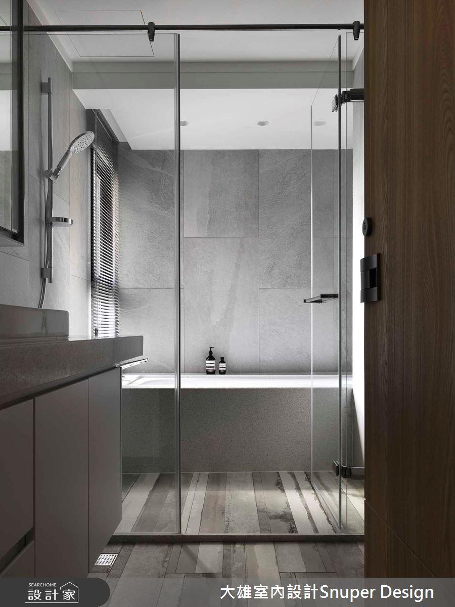 45坪新成屋(5年以下)_現代風浴室案例圖片_大雄室內設計Snuper Design_大雄_88之27