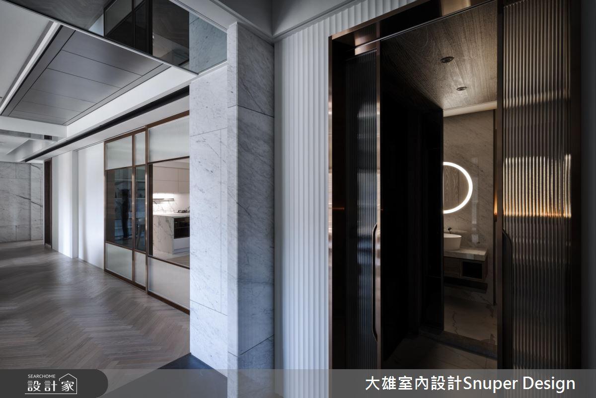 80坪新成屋(5年以下)_現代風玄關案例圖片_大雄室內設計Snuper Design_大雄_92之2