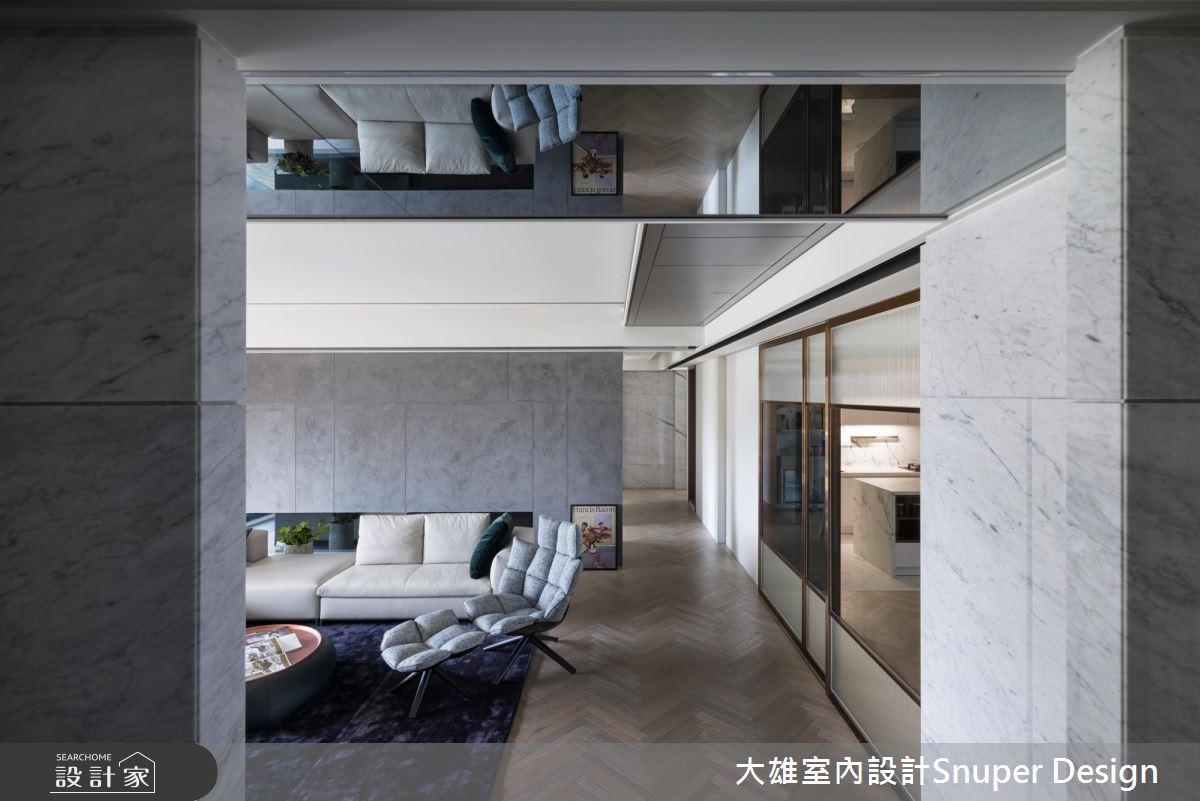 80坪新成屋(5年以下)_現代風客廳案例圖片_大雄室內設計Snuper Design_大雄_92之5