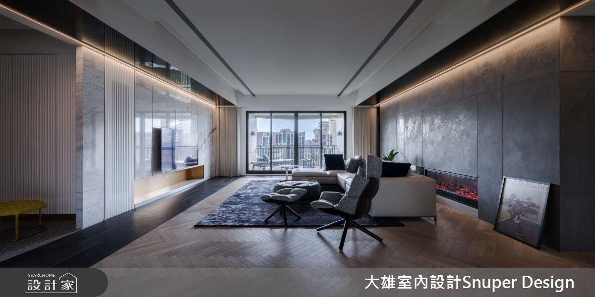 80坪新成屋(5年以下)_現代風客廳案例圖片_大雄室內設計Snuper Design_大雄_92之6