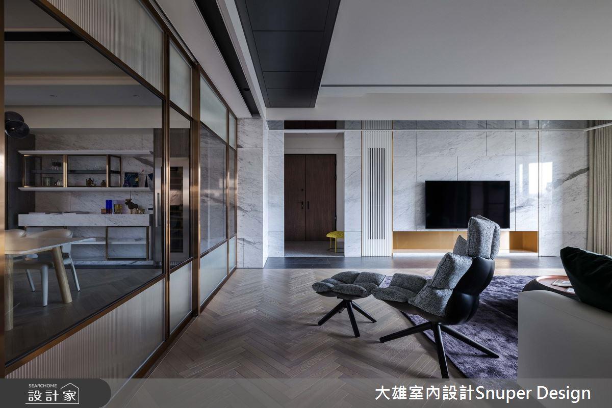 80坪新成屋(5年以下)_現代風客廳案例圖片_大雄室內設計Snuper Design_大雄_92之9